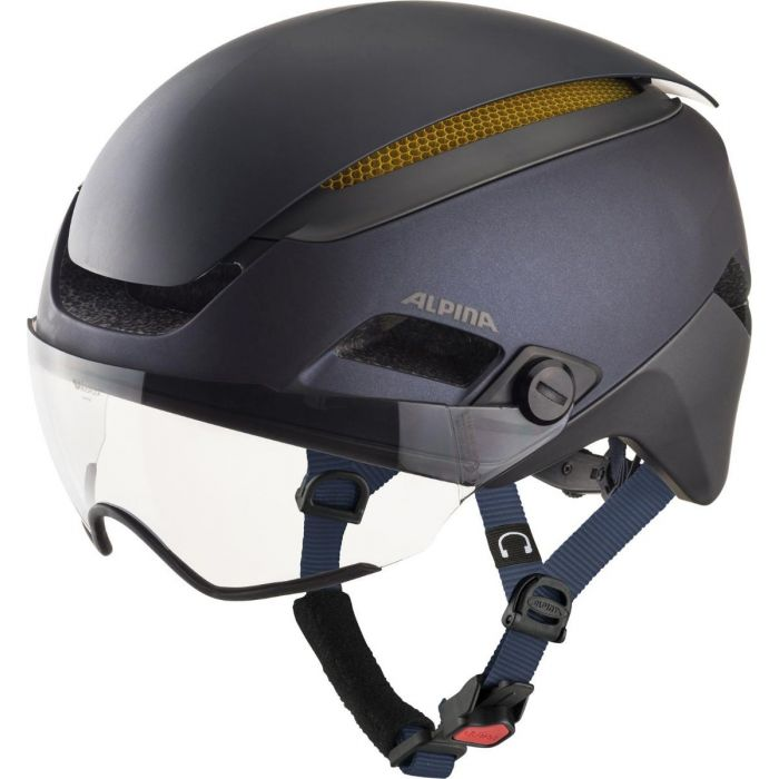 Alpina Altona Urban Helmet Indigo Sand