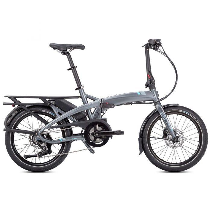Tern Vektron P7i Folding e-Bike Gunmetal 20