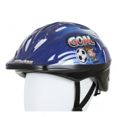 Bumper Goal Helmet Blue
