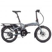 "Tern Vektron P7i Folding e-Bike Gunmetal 20"""